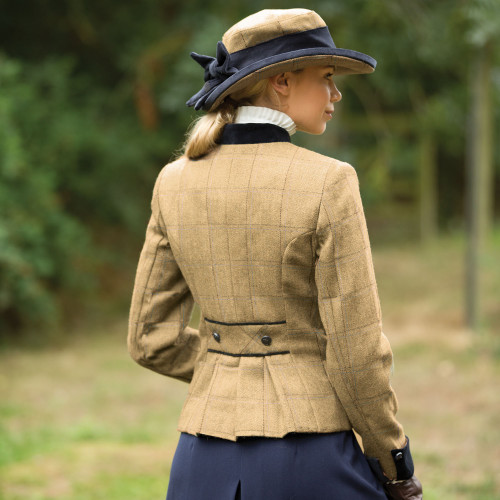 Studham Deluxe Tweed Leaders Jacket