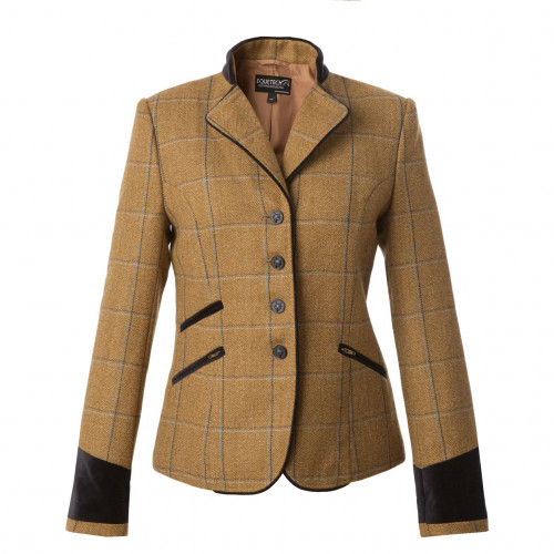 Studham Deluxe Tweed Leaders Jacket