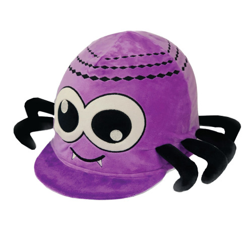 Sid Spider Hat Silk