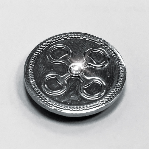 Snaffles Crystal Magnetic Stock PIn