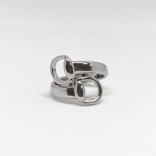 Snaffles Bit Ring - S/M