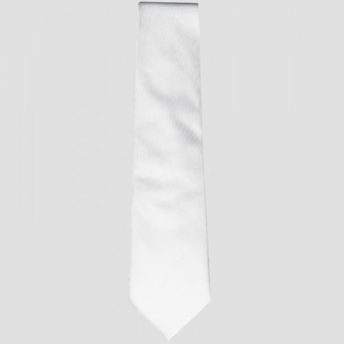 Junior Plain Jacquard Tie
