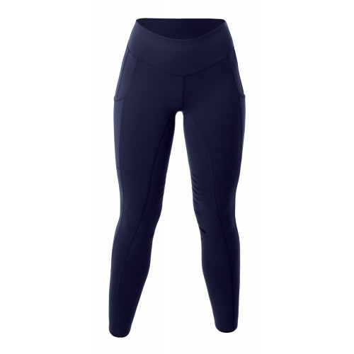 Winter Riding Tights - Navy Sale