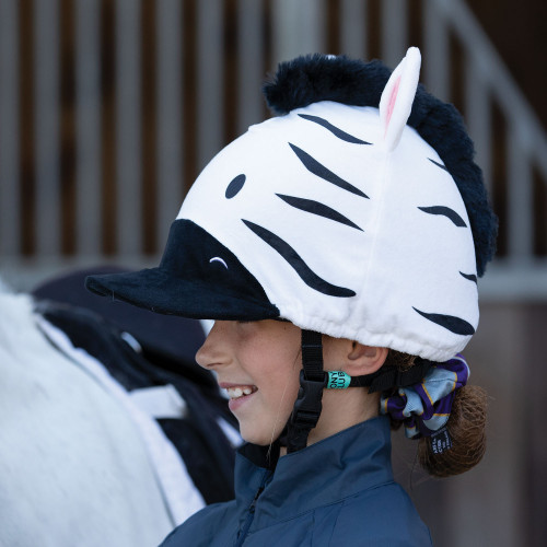 Zebra Hat Silk