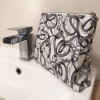 Bridles Oilcloth Wash Bag - One size