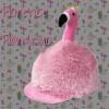 Flo Flamingo Hat Silk