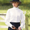 Frilly Show Shirt - Ivory 14
