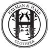 Hayman & Hare Pinstripe Shirt - Blue 8