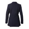 Ladies Hunt Wool Frock Coat - Navy 38