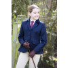 Childs Kimblewick Wool Riding Jacket - Navy 22