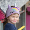 Childs Twilight Unicorn Knit Headband