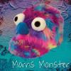 Childs Morris Monster Hat Silk - Multi O/S