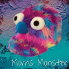Childs Morris Monster Hat Silk - Multi O/S