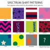 Womens Custom Spectrum Eventer Shirt