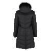 Vision Long Padded Coat - Reflective/Black XS